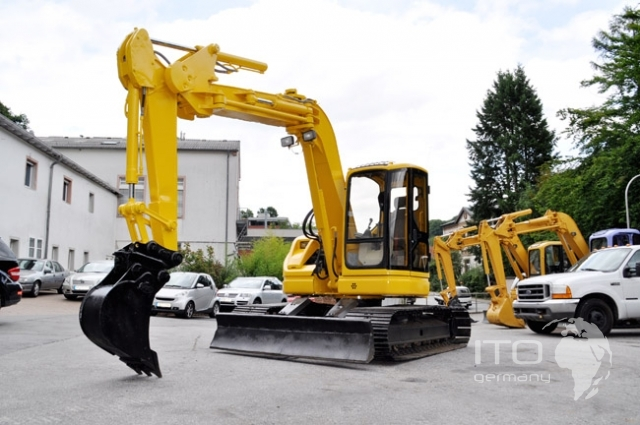 used machinery mini excavator sumitomo baumaschienen excavator. Black Bedroom Furniture Sets. Home Design Ideas