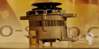 Ersatzteile / Lichtmaschine 4D95