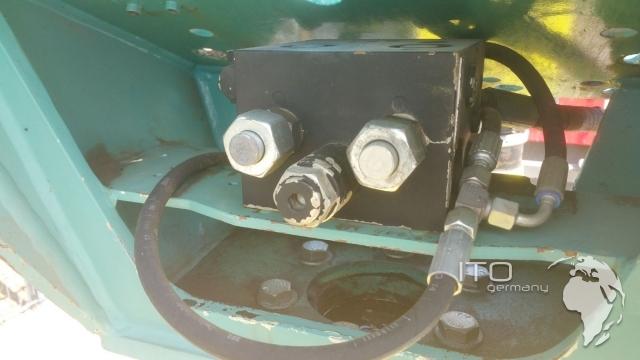 Zündschloß Glühanlaßschalter Startschalter Rüttelplatte Vibrationsplatte Starter