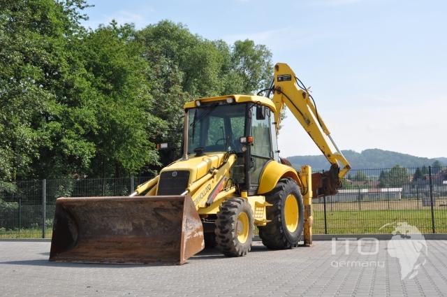 backhoe loader used machinery new holland lb110 excavator used. Black Bedroom Furniture Sets. Home Design Ideas