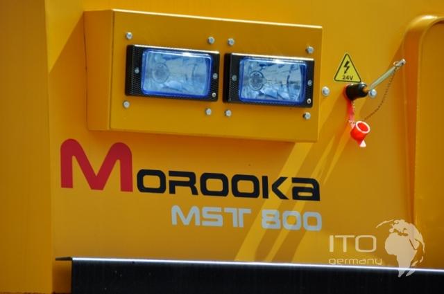 Gebrauchter raupenkipper Morooka MST 800 zu verkaufen Occasionen