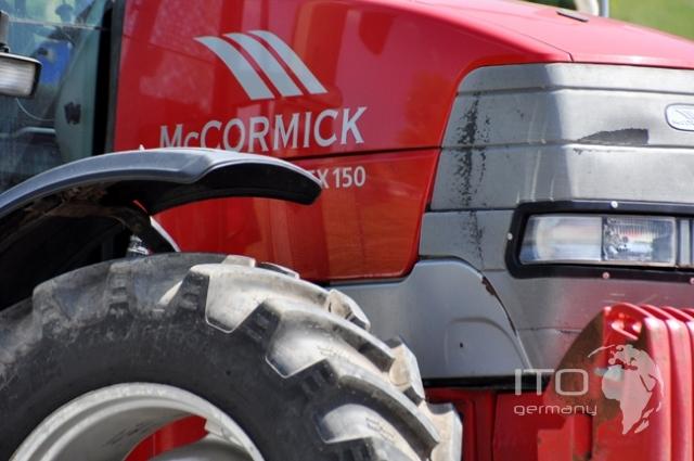 landmaschinen traktoren landtechnik schlepper mccormick mtx150. Black Bedroom Furniture Sets. Home Design Ideas