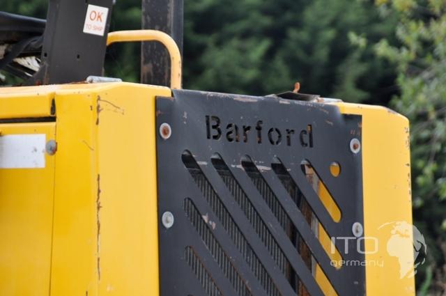 Barford Dumper Sxr6000 Usag U00e9 Baumaschine