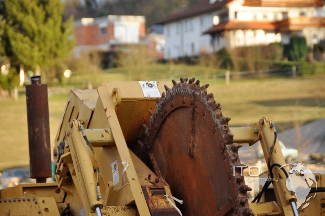 Trencher For Sale >> Vermeer T600 Felsrad used to sell siehe pictures