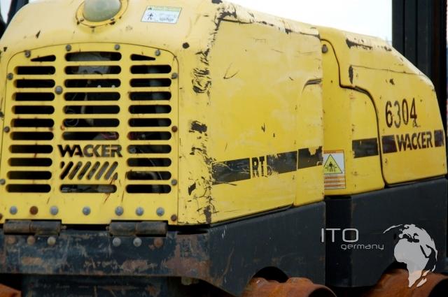 wacker neuson trench roller manual