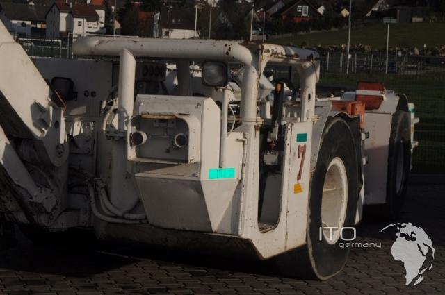 Bohrwagen Bohrgeraet Occasion Mine Master
