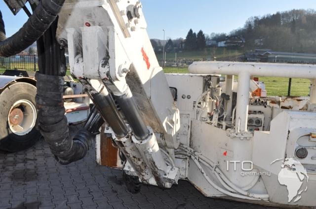 Bohrwagen Bohrgeraet Used Mine Master