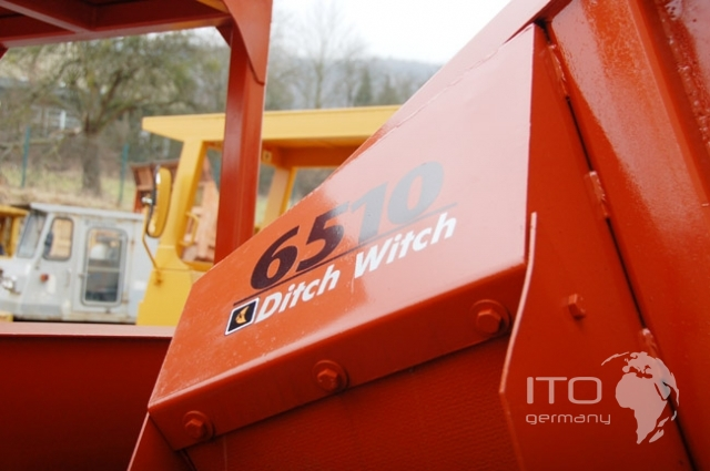 Ditch Witch 6510dd Felsfraese Used To Sell
