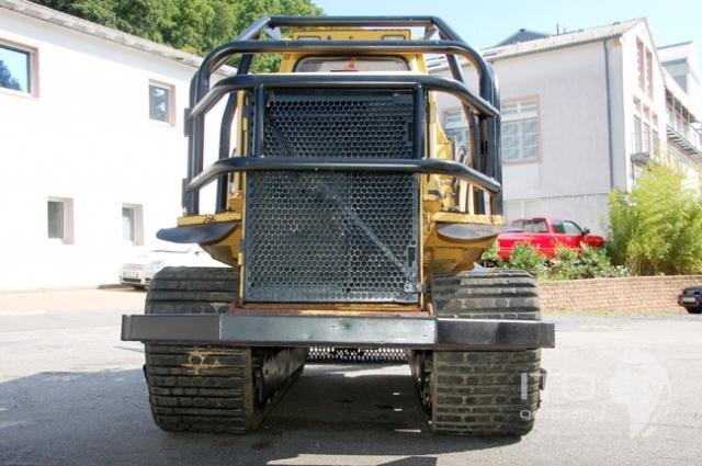 gebrauchter skid steer loader asv 4810 mulcher of. Black Bedroom Furniture Sets. Home Design Ideas