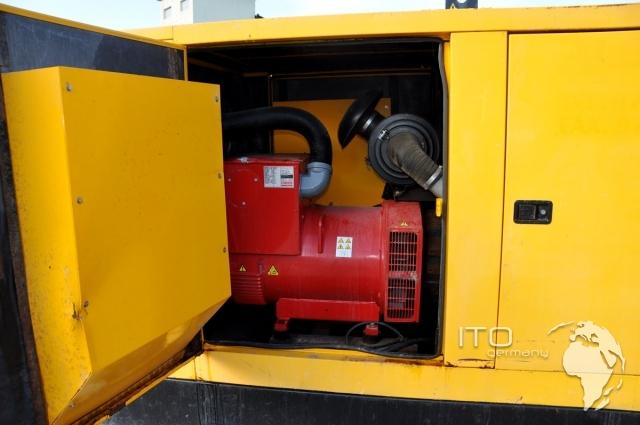 stromaggregat generator used