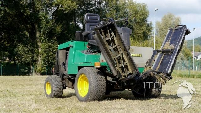 Großflächenmäer gebraucht kaufen, Toro John Deere