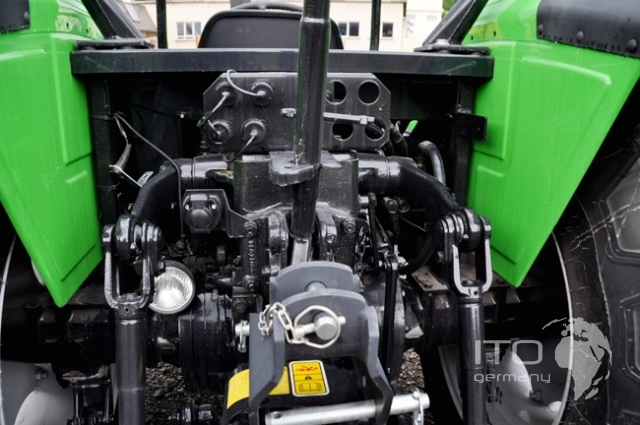 deutz tracteur machines agricoles agrolux 80 4wd 4 roues motrices neuf. Black Bedroom Furniture Sets. Home Design Ideas