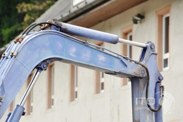 gebrauchte baumaschinen minibagger mitsubishi mm20sr zu verkaufen. Black Bedroom Furniture Sets. Home Design Ideas