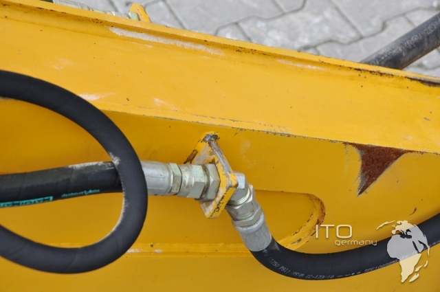 Indeco breaker / demolition boom used in mint condition for sale
