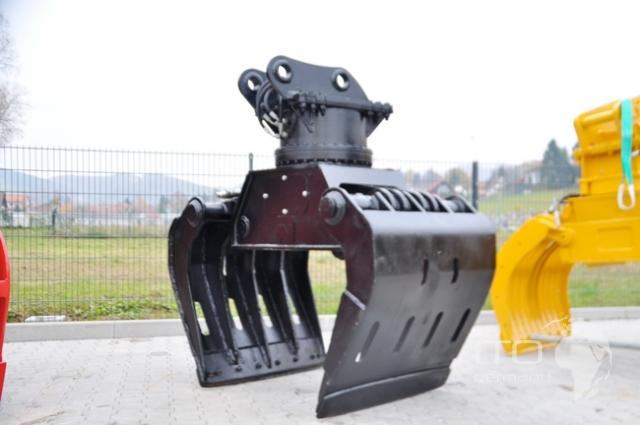 sortiergreifer gebraucht arden s1702 abbruchgreifer. Black Bedroom Furniture Sets. Home Design Ideas