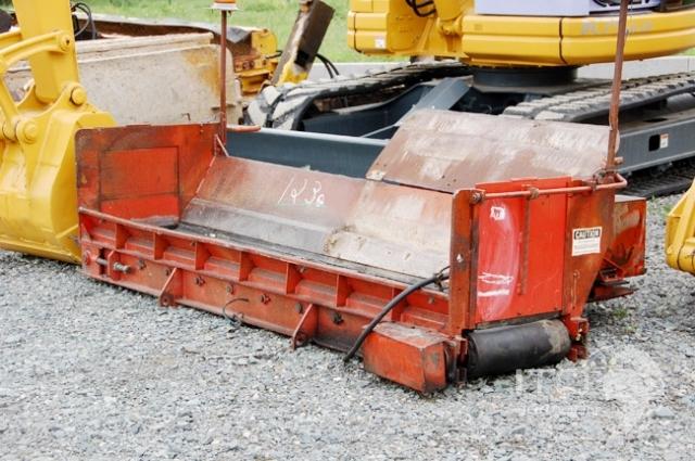 Splittstreuer Banketstreuer Type 1800p Htc Inc