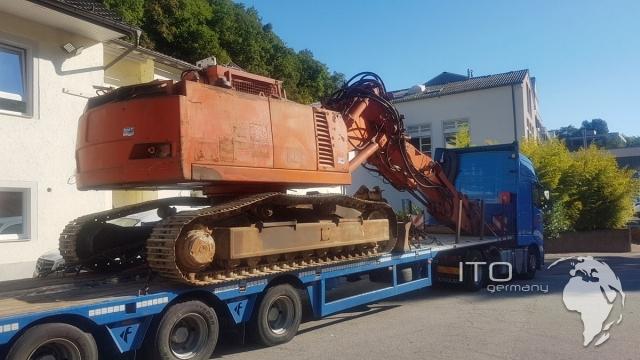 Bagger Terex TE 210 zu verkaufen