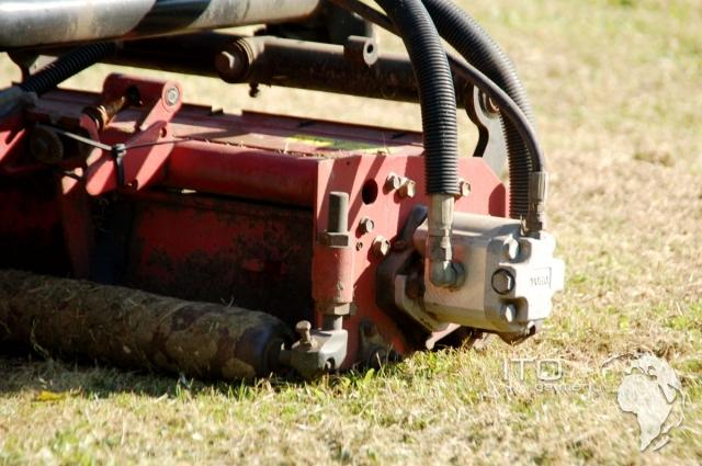 toro lawn master ii instruction manual