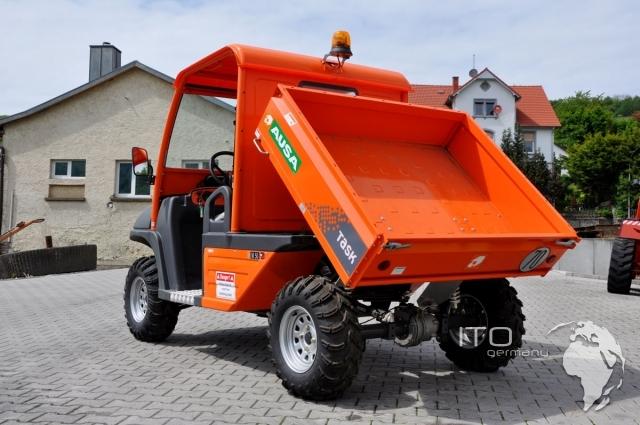 Transportfahrzeug Ausa M50 Used