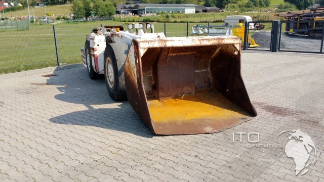 Eimco 913 Load haul dump LHD used