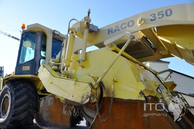 Soil Stabalizers Hamm Raco 350 Used For Sale