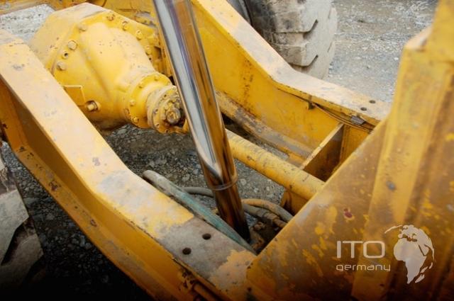 Tunnel Dumper Used Schopf T103
