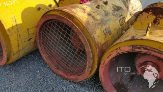 Mining Equipment / Tunneling Fan