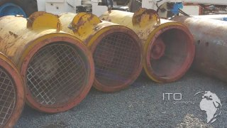 Mining Equipment / Tunneling Fan