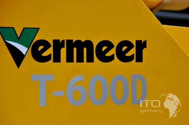 vermeer T600D