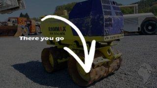 Rammax / RW 1504 HFK
