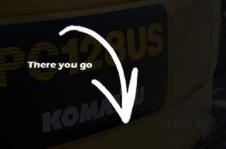 Komatsu / PC128US