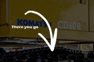 Komatsu / CD 60R