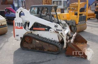 Bobcat / T190