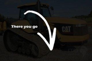 Caterpillar / Challenger 55LGP